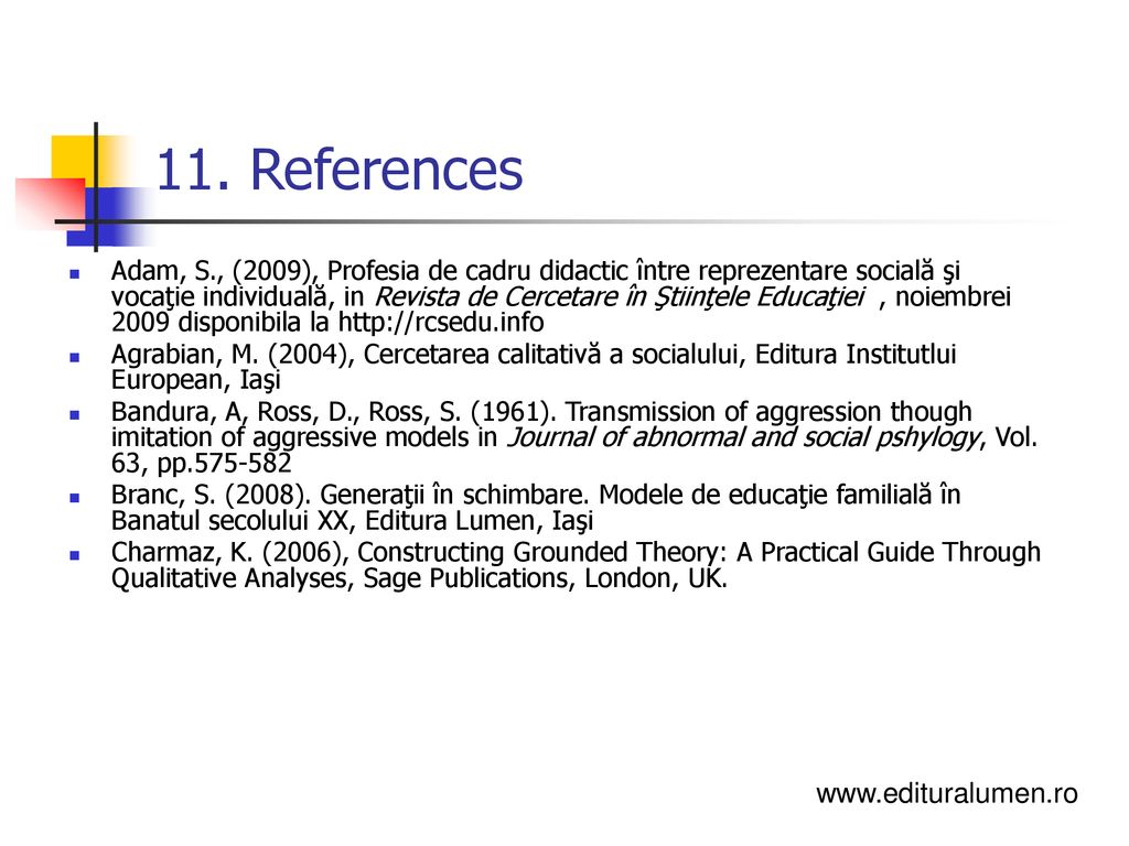 11. References