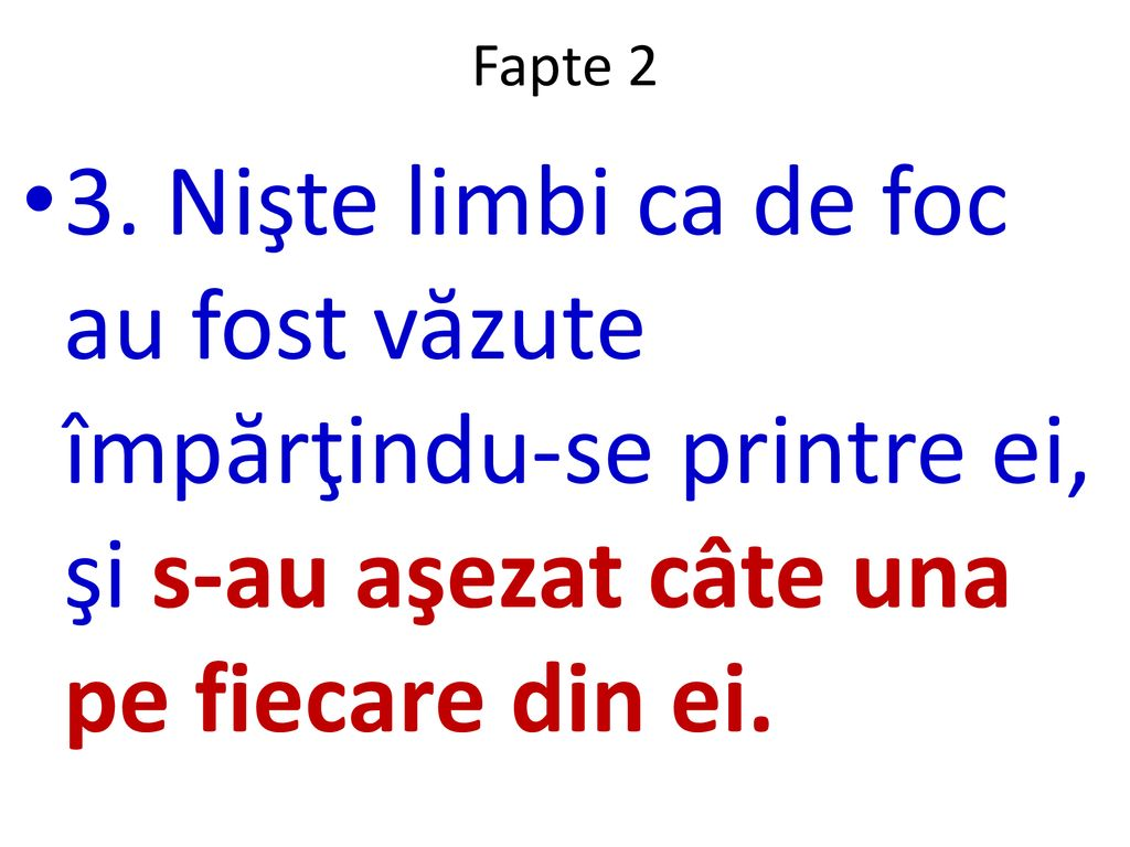 Fapte 2 3.